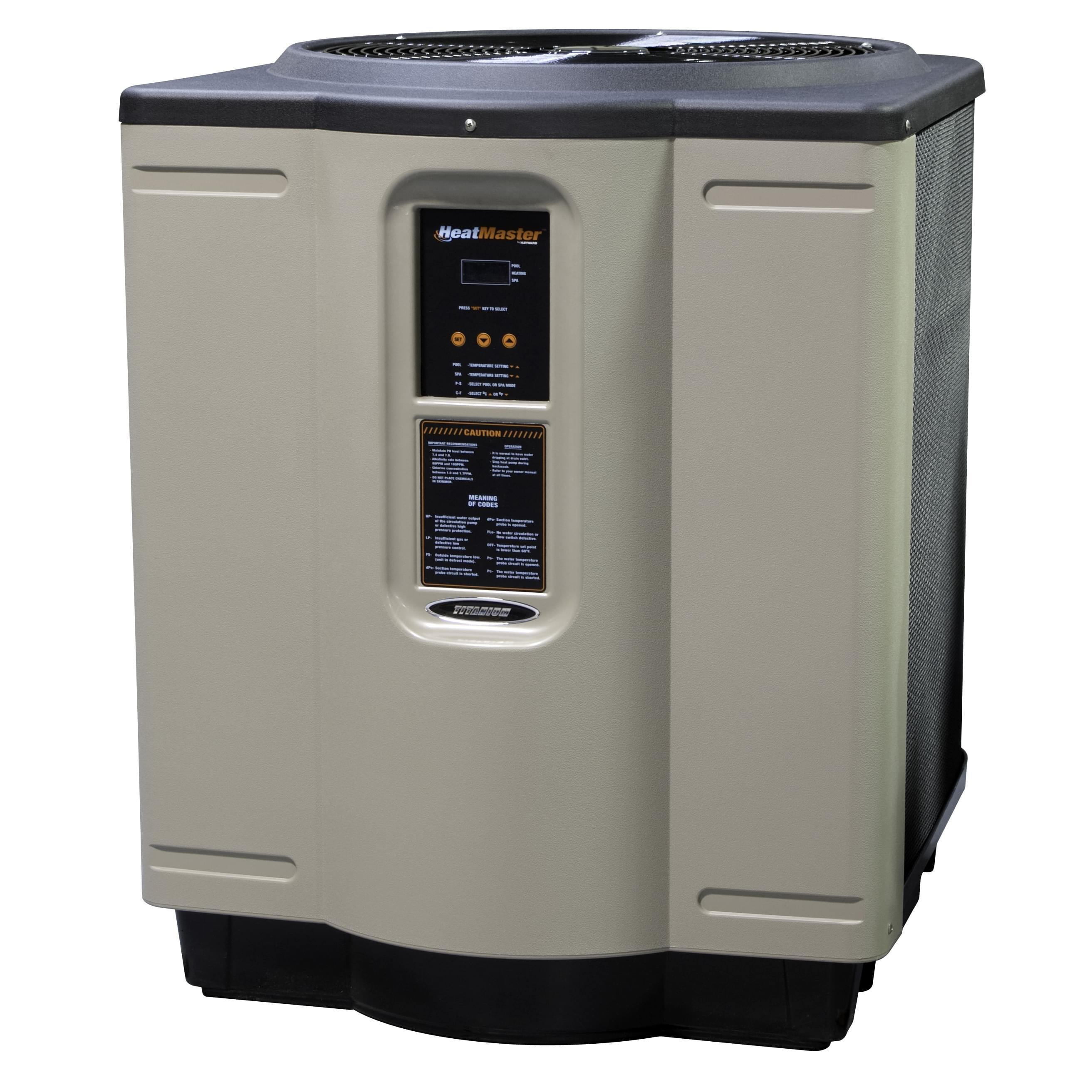 Hayward Heat Pump 140 000 Btu Pool Supplies Canada
