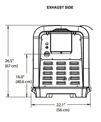 Jandy Pro Series JXi Low NOx 260000 BTU N- Pool Supplies