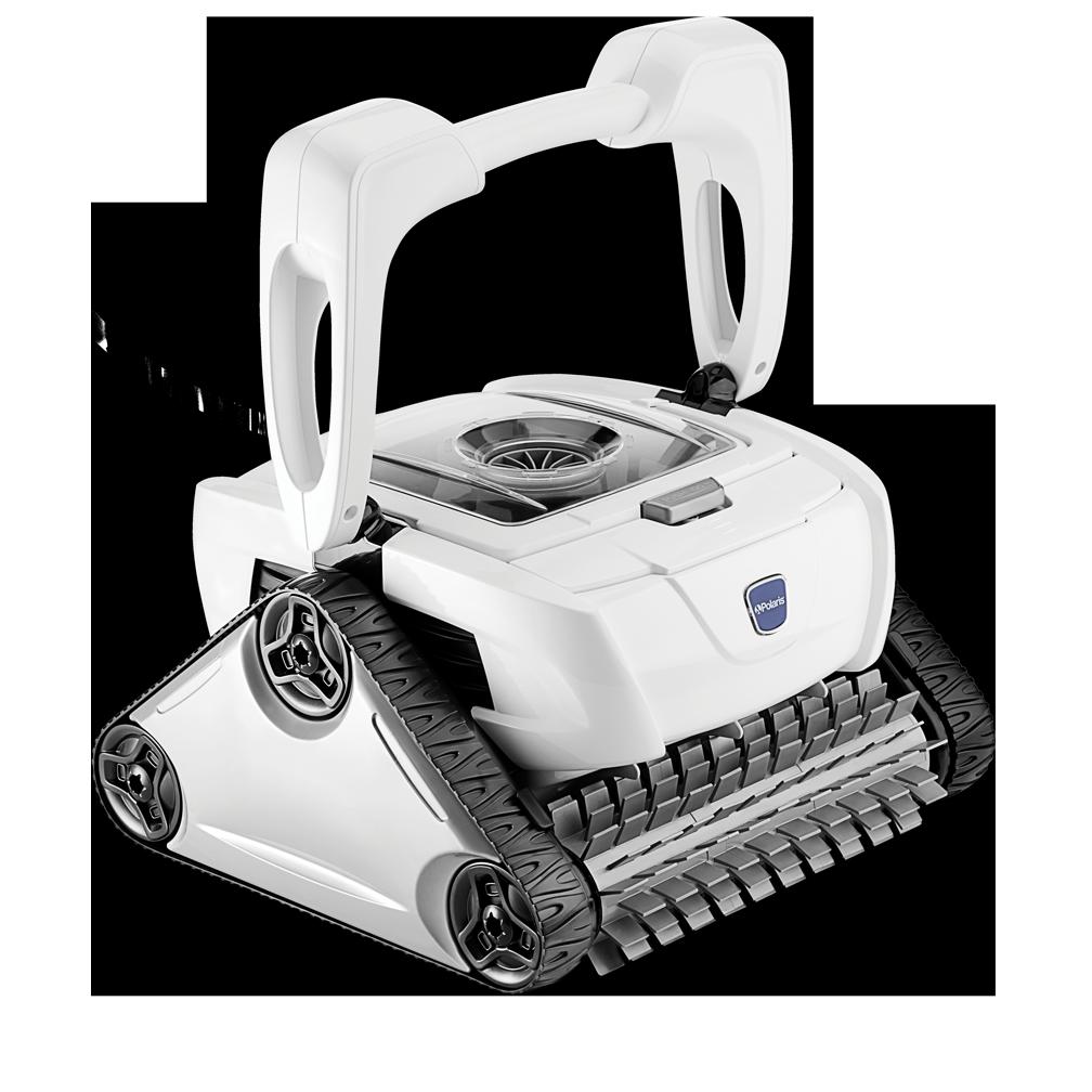 Polaris P825 Robotic Inground Pool Cleaner Amp Caddy Cart