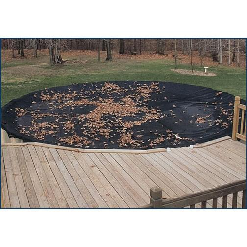 Filet feuilles de 27 pieds ronde pool supplies canada for Filet aspirateur piscine