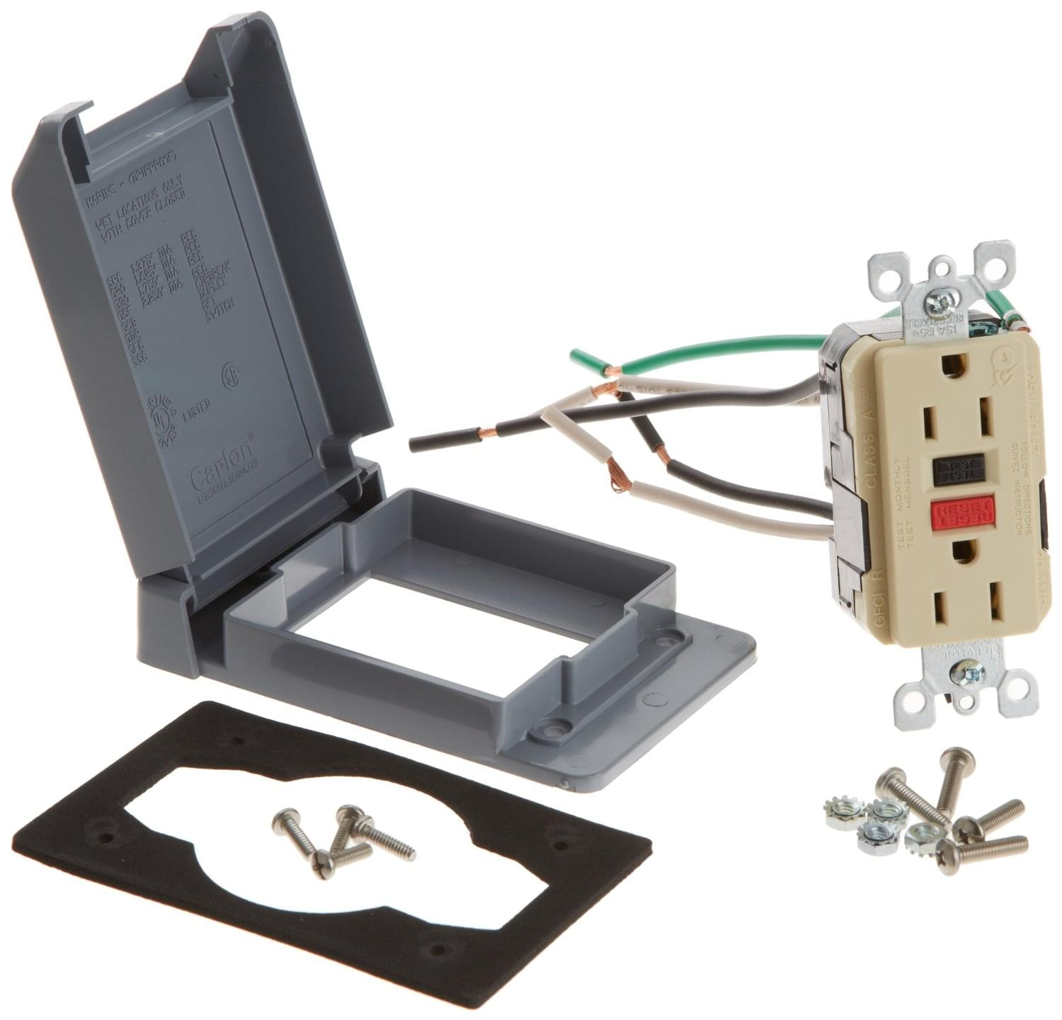 Ground Fault Circuit Interruptor Zodiac 6070 Interrupters Kit Replacement