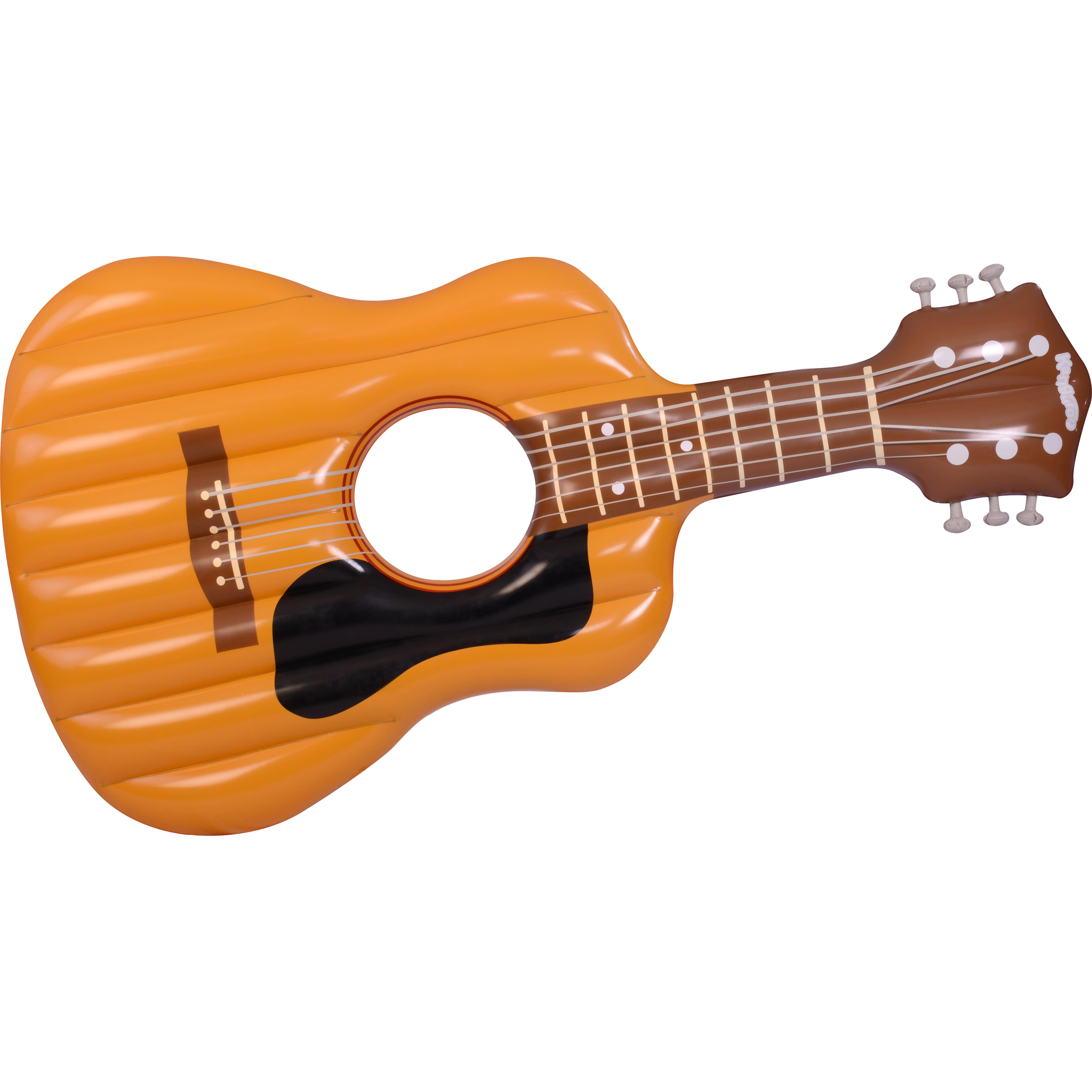 Giant 9 Foot Classical Guitar Ride-On Pool Float