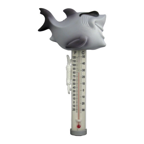 Floating Shark Head Pool Thermometer Pool Supplies Canada