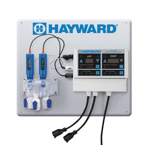 Hayward Hcc 2000 Controller With Gold Orp Sensor Pool