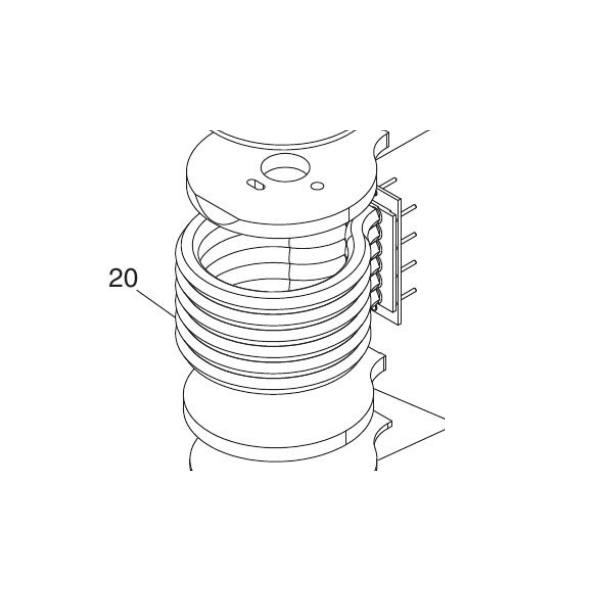 Jandy R0589405 Pro Series Heat Exchanger Tube