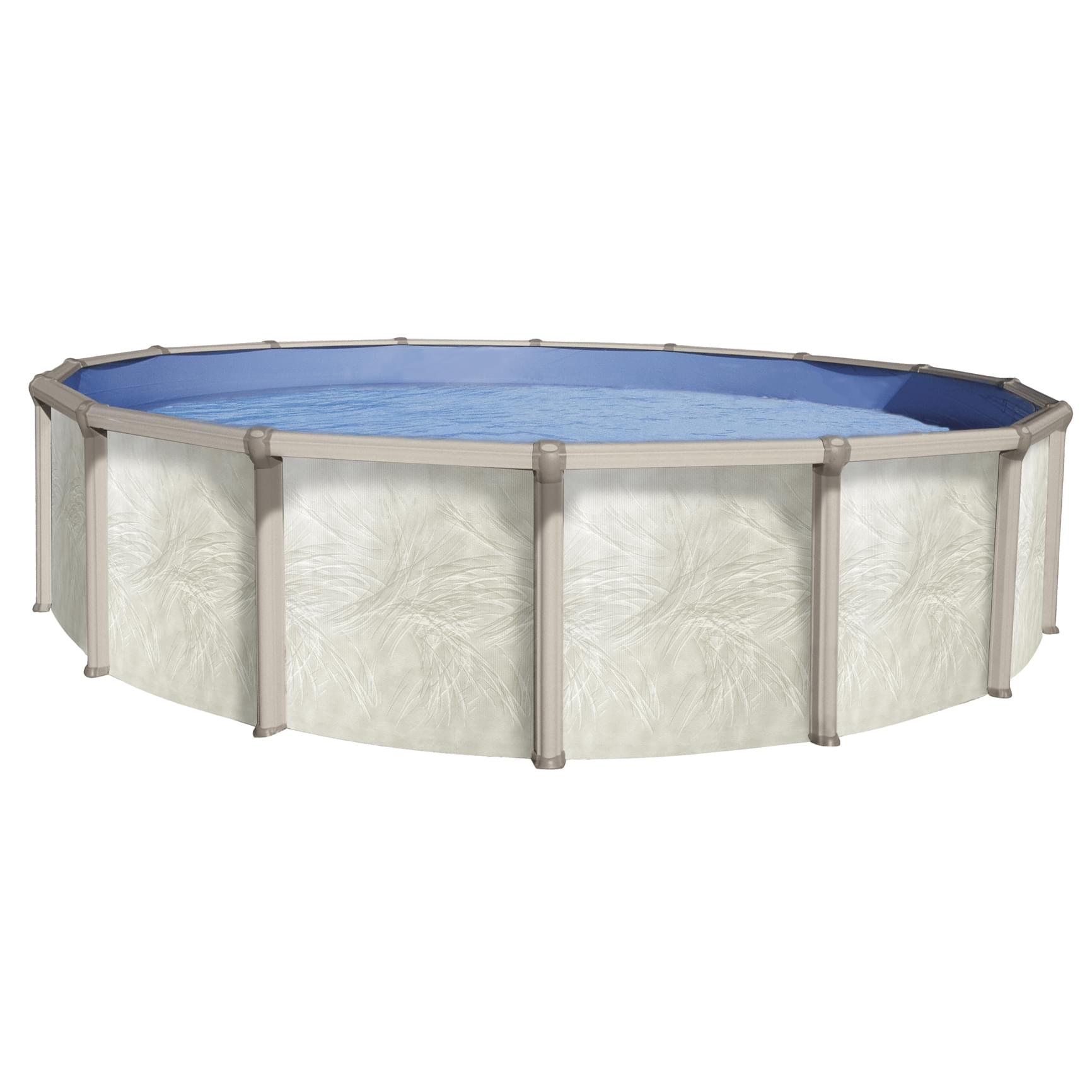 Neptune 15 Ft Round Above Ground Pool With 54 Inch Wall