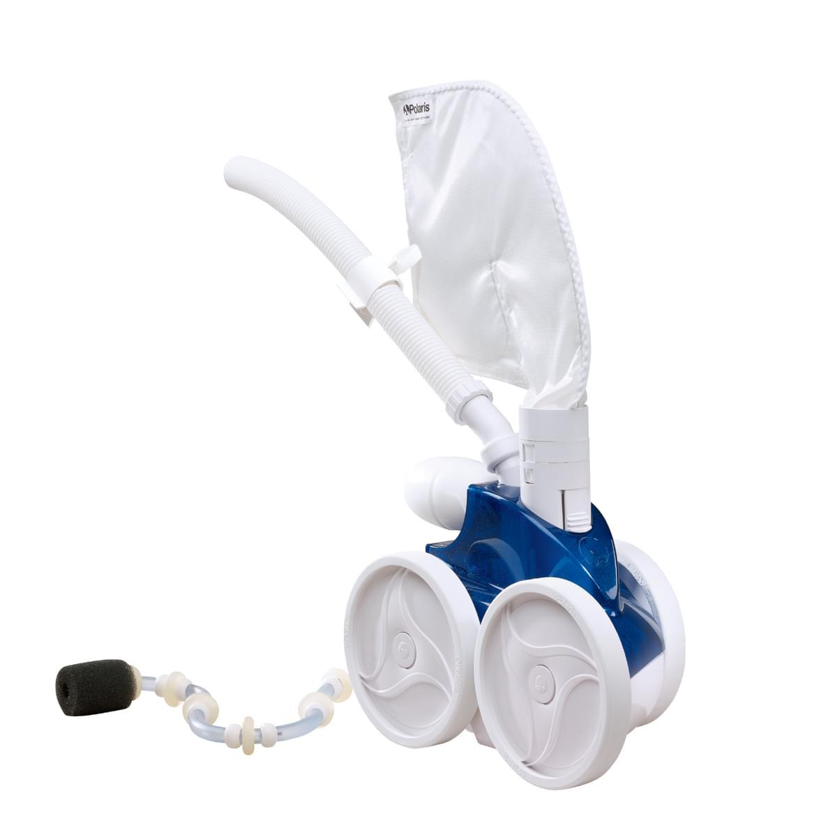 Nettoyeur automatique pression lat ral 360 de polaris for Nettoyeur piscine polaris