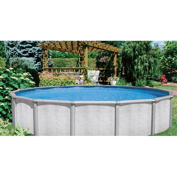 12 X 18 Ft Oval Prestige Above Ground Pool With 52 Inch