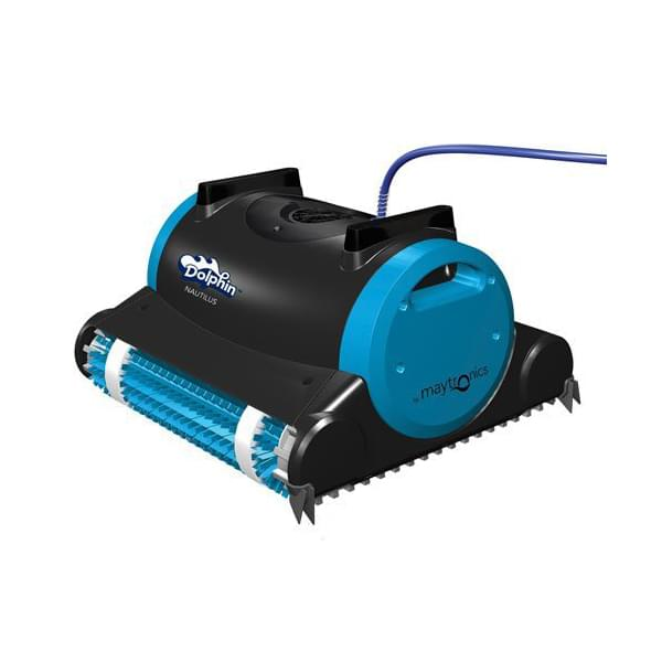 Dolphin Nautilus Robotic Pool Cleaner With Swivel Cord