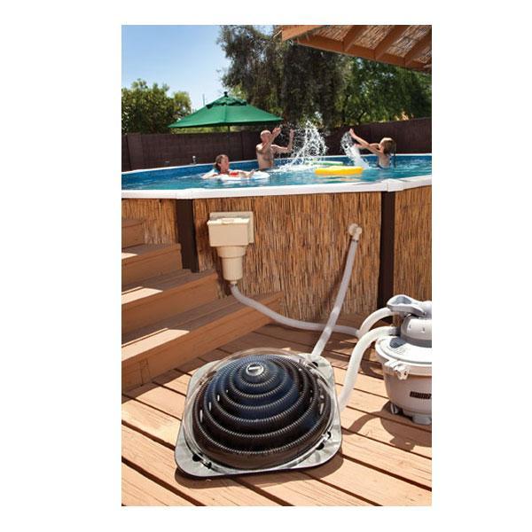 Bulle chauffe eau solaire solarpro x magasin de piscine for Chauffe eau pour piscine hors terre
