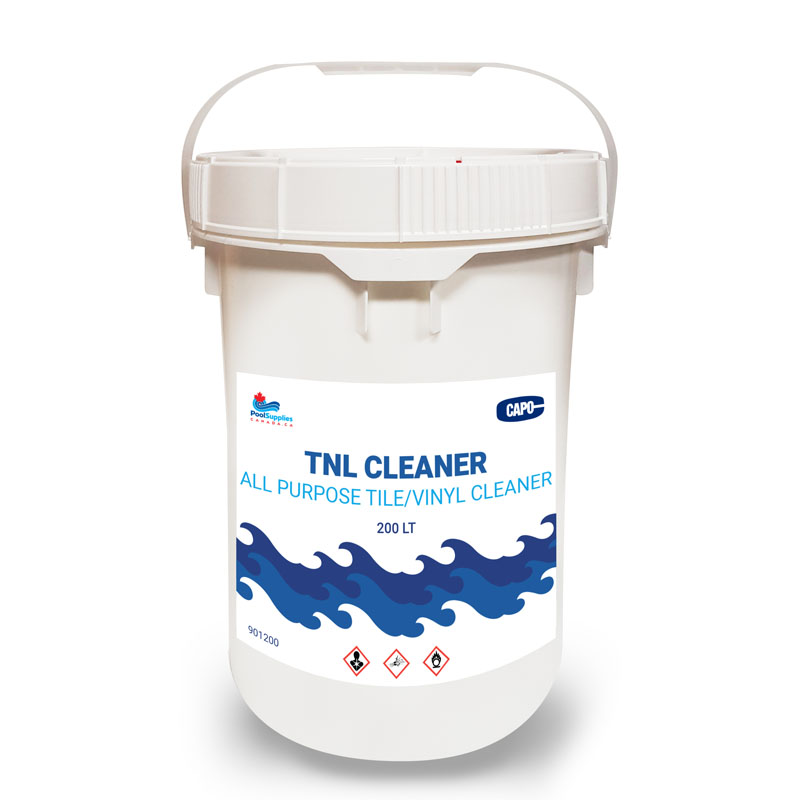TnL Tile and Vinyl Cleaner (200 Litre Commercial Sized Container)