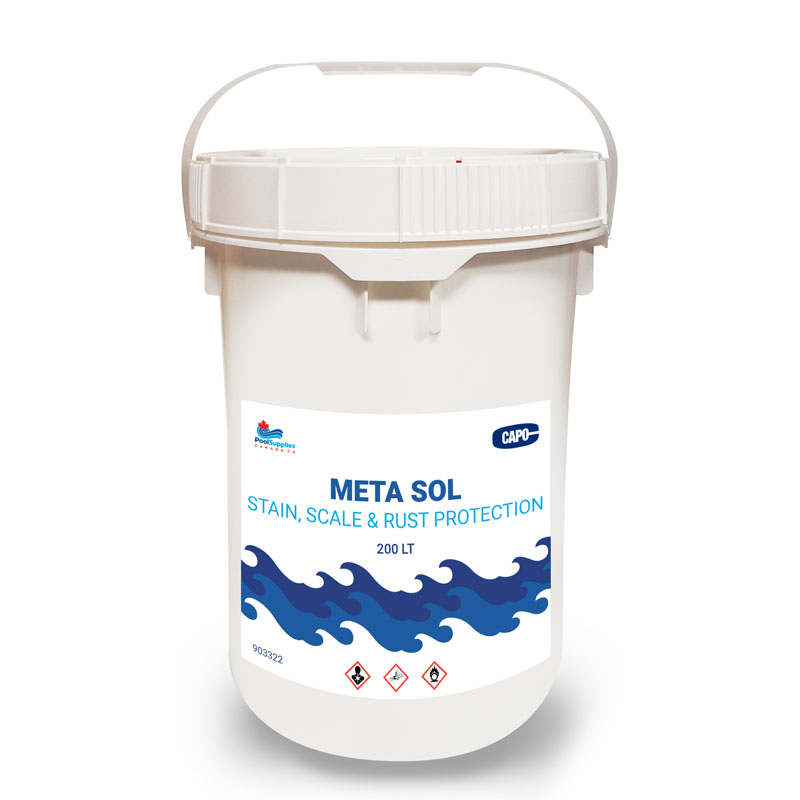 Meta Sol (200 Litre Commercial Sized Container)