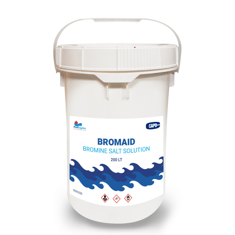Bromaid Salt Solution (200 Litre Commercial Sized Container)