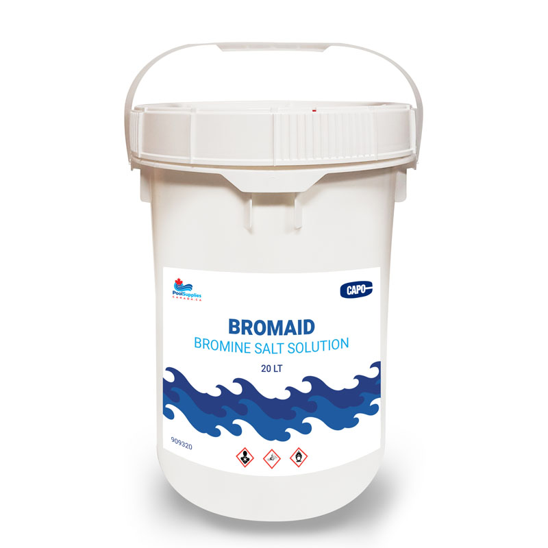 Bromaid Salt Solution (20 Litre Commercial Sized Container)