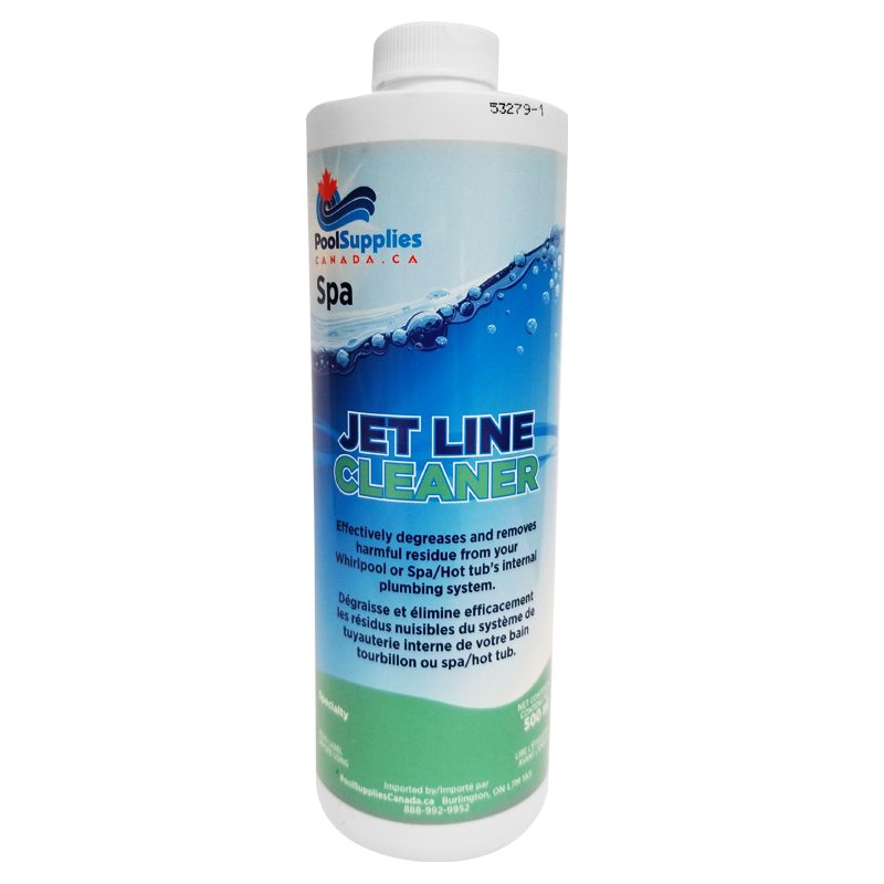 Pool Supplies Canada Spa Jet Line Cleaner (500ml) | Pool Supplies Canada