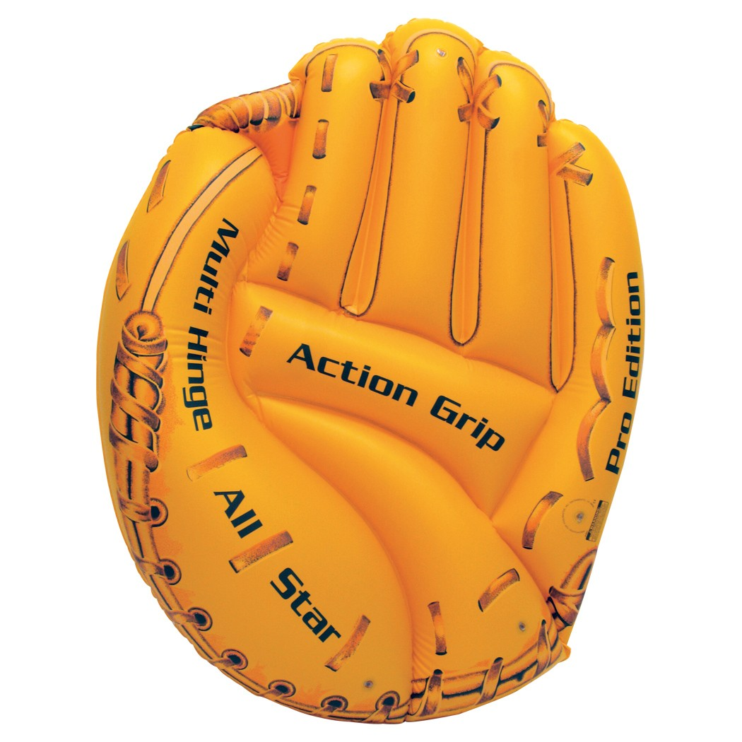 Baseball Glove Steaming Machine Parts : Baseball glove inflatable pool float supplies canada