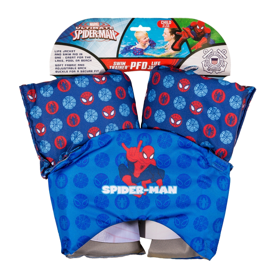 Marvel Swim Trainer PFD Life Jacket