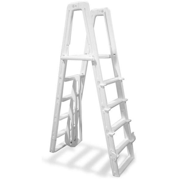 A Frame 54 Inch Above Ground Ladder Pool Supplies Canada