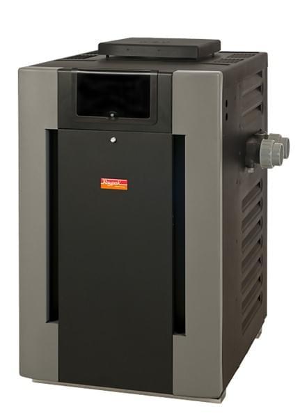 Chauffe eau digital 266000 btu elec magasin de piscine for Chauffe eau piscine propane prix