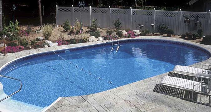 Piscine creus e ovale 18 x 36 pi for magasin de piscine for Chauffe eau solaire pour piscine hors terre