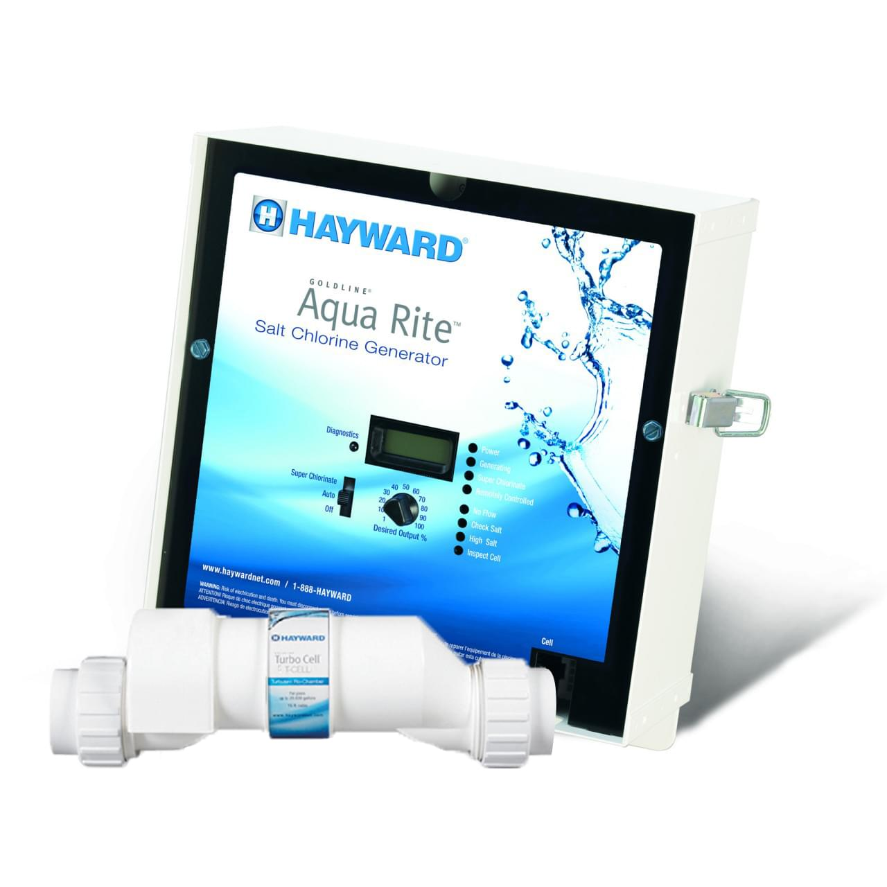 Hayward Aqua Rite Salt Generator Amp 1 Pool Supplies Canada