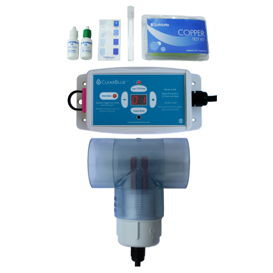 Clearblue Ionizer System