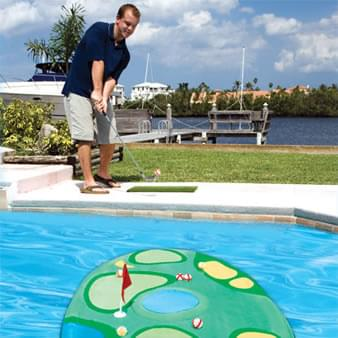 Swimways Pro Chip Spring Golf Pool Supplies Canada