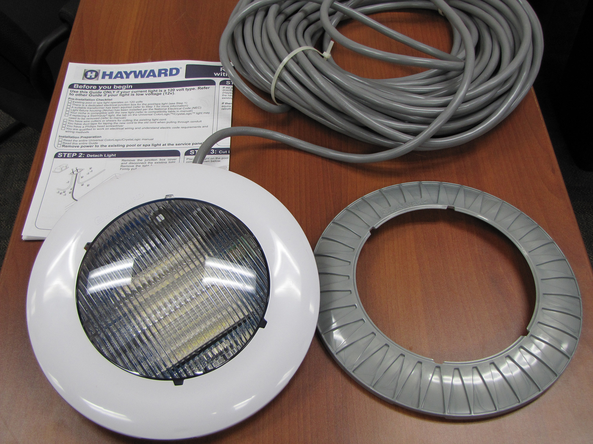 Hayward Universal Colorlogic Large Bulb With 100 Ft Cord