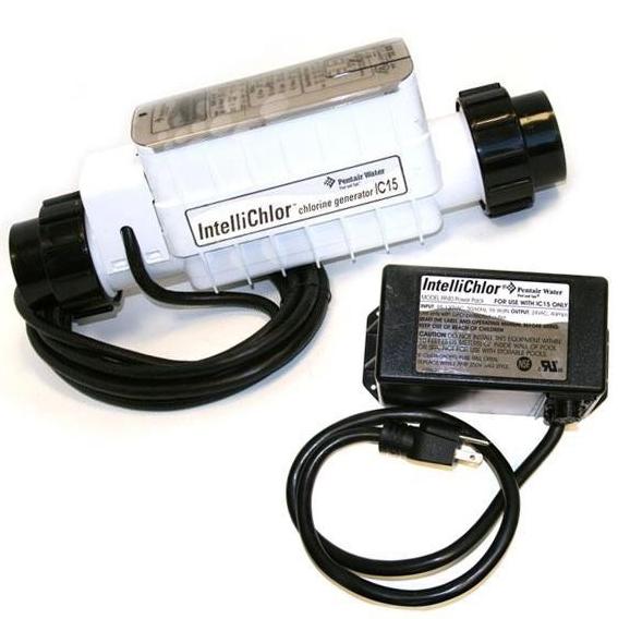 Pentair IntelliChlor Salt Water System Complete 15,000 Gallons
