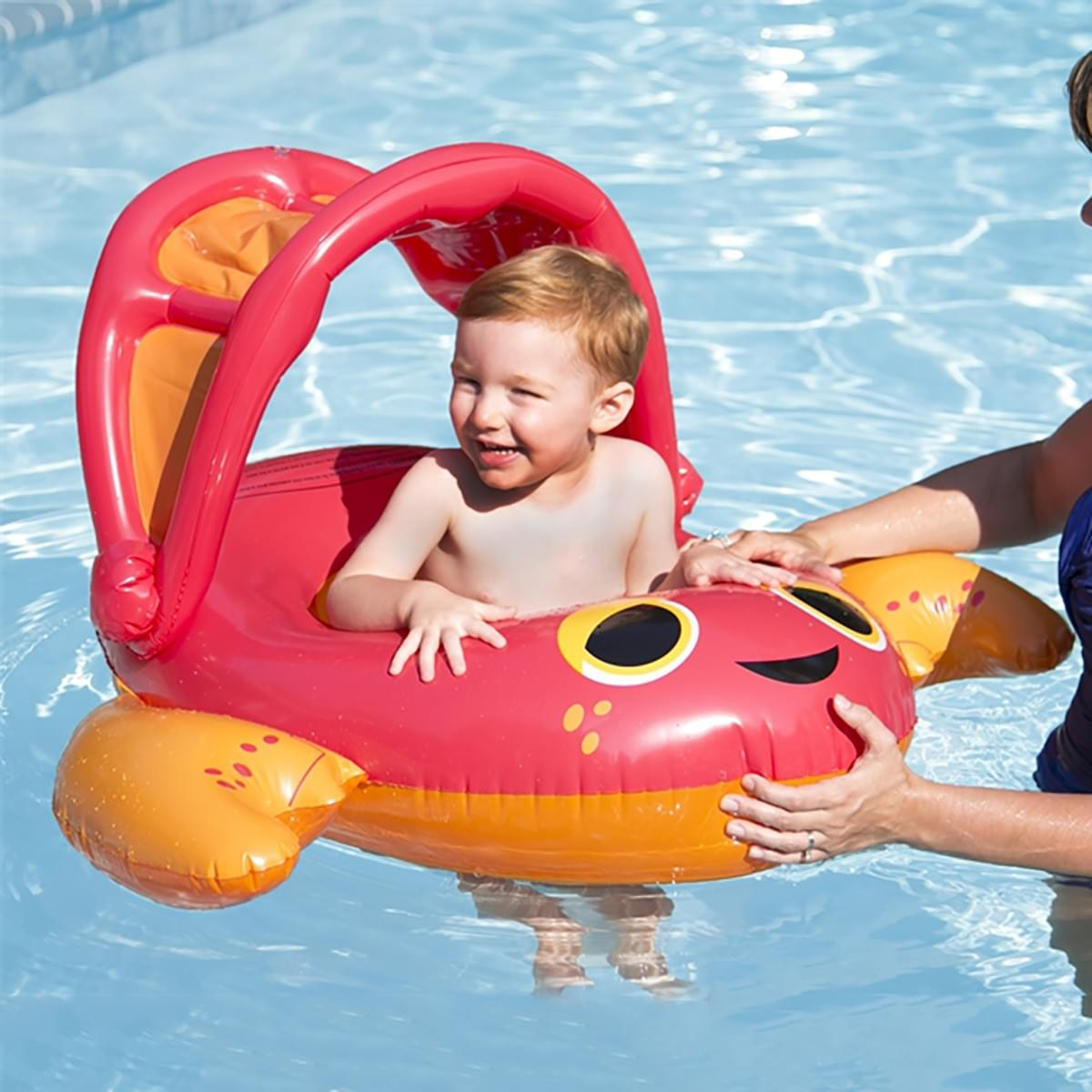 sc 1 st  Pool Supplies Canada & Swimways Sun Canopy Baby Boat - Pool Supplies Canada