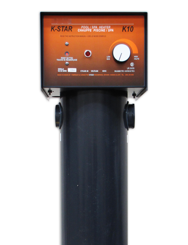 Chauffe eau lectrique k star 15kw 90 000 l pour piscine for Chauffe eau solaire pour piscine hors terre