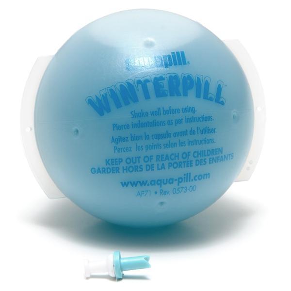 AquaPill WinterPill Pool Clarifier and Sanitizer (4 inch Large)