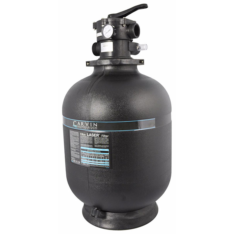 Carvin 22 5 Inch Laser Series Sand Filter Pool Supplies Canada