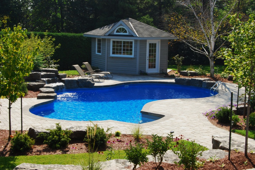 16 X 32 Ft Lagoon Inground Pool Comp Pool Supplies Canada