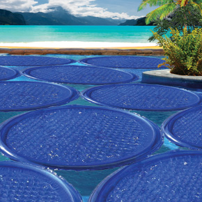 Solar Sun Ring Pool Supplies Canada