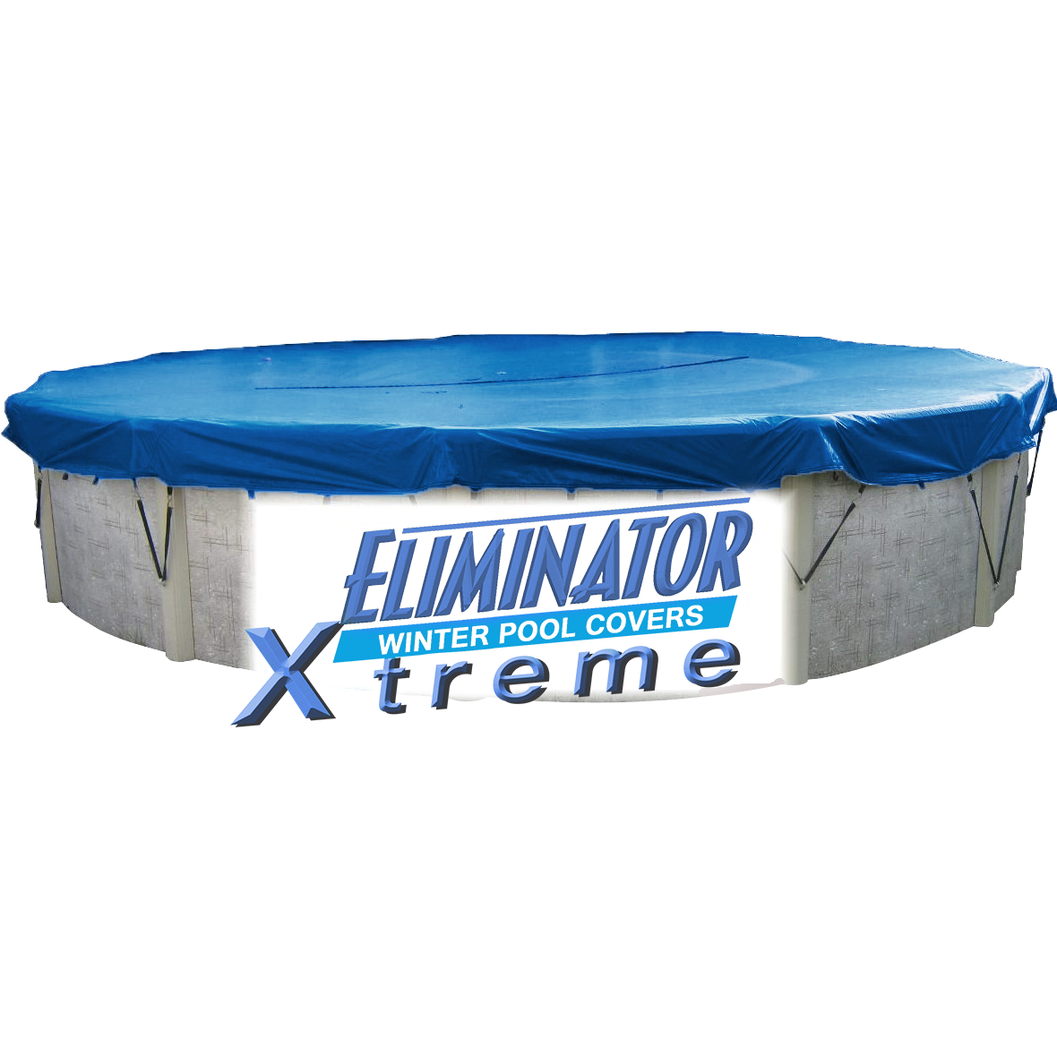 12 ft Round Eliminator Xtreme Pool Winter Cover