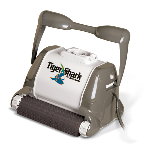 tigershark robotic pool cleaner with pool supplies canada. Black Bedroom Furniture Sets. Home Design Ideas