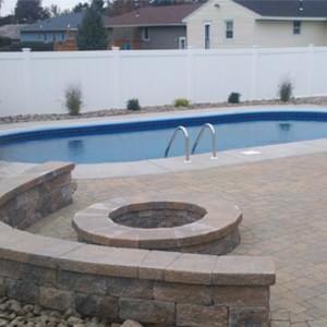Eternity 18 X 33 Ft Oval Semi Ingrou Pool Supplies Canada