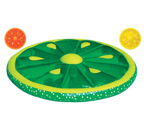 Fruit Slice Island Pool Float