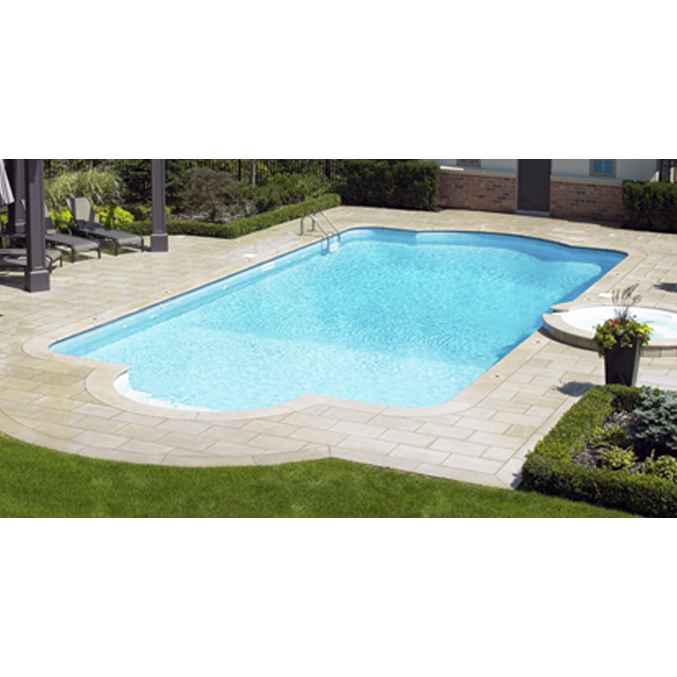 20 X 40 Ft Roman Inground Pool Compl Pool Supplies Canada
