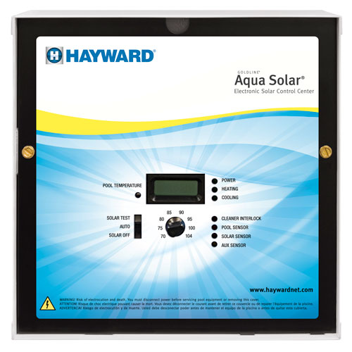 hayward prologic aqua solar automation kit a pool. Black Bedroom Furniture Sets. Home Design Ideas