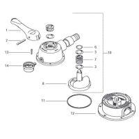 Carvin 13125604R - Gasket O-Ring