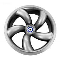 Polaris 39-410 - Double-Side Wheel with Bearing