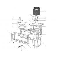 Carvin 43109206R - Strainer Basket Assembly
