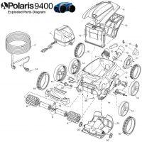 Polaris R0565700 - Control Unit Complete