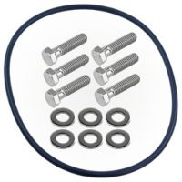 Jandy R0480500 - Back Plate O-Ring Bolt, 3.8 x 16 x 2.25 inch Washer