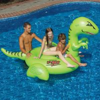 T-Rex Ride-On Pool Float