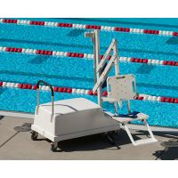 PAL2 Portable Pool Lift (With Armrests)