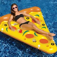 Tranche de Pizza Gonflable de Swimline