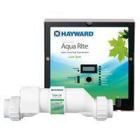 Système au Sel Bas et Cellule Turbo 25K Aqua Rite de Hayward pour les Piscines Creusées